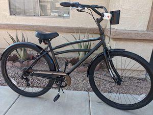 29' Schwinn Man Beach Cruiser Bike 7 speeds. for Sale in Phoenix, AZ