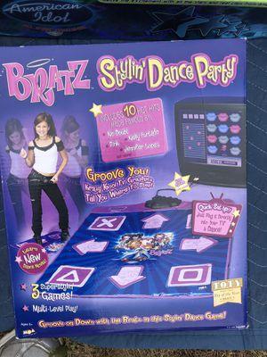 Bratz Dance Party - plug in tv for Sale in Bristol, RI