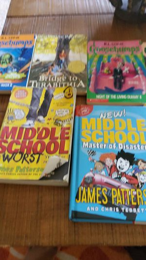 Free kids-preteen books for Sale in Woodland Hills, CA