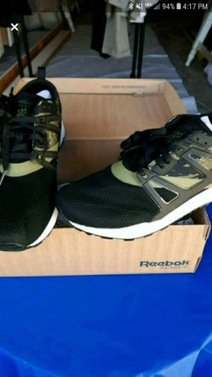 Reebok new in box never worn camo 11.5 for Sale in Hayward, CA
