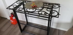 Iron entree table of Love and Frutilty for Sale in Playa del Rey, CA