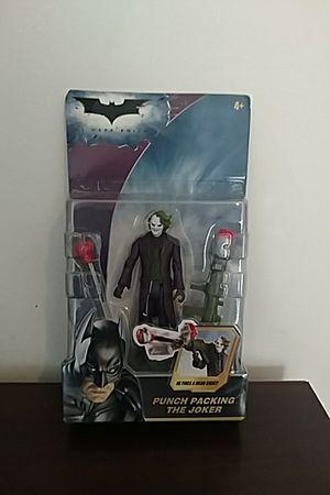 Punch Packing Joker action figure for Sale in Howell, NJ