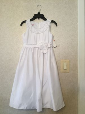 Ashley Ann Girl's 1st Communion, Flower Girl, Party Dress -NWT for Sale in Peabody, MA