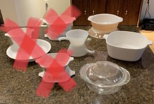 Moving Sale! Miscellaneous CorningWare, Pyrex, Fire-King for Sale in Vienna, VA