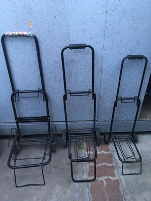 Dolly- collapsible (3) for Sale in Los Angeles, CA