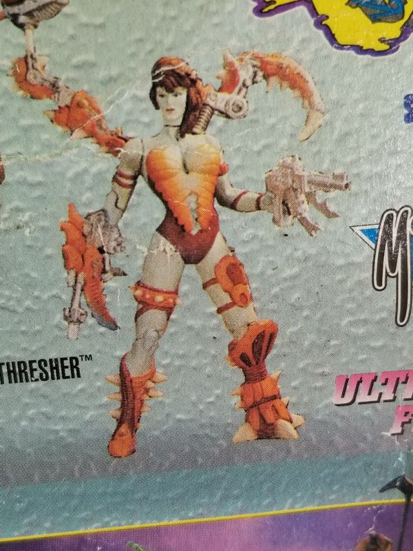 1996 Mcfarlane Toys Total Chaos Thresher Ultra Action Figure