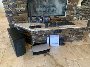 Bose Surround Sound Home System for Sale in Phoenix, AZ