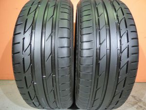 225/45/19 BRIDGESTONE 99% TREAD 2254519 bmw Mercedes VW Lexus audi infinity Nissan Chevy dodge jaguar Honda Acura Nissan truck jeep SUV for Sale in Tampa, FL