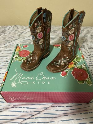 Little Girl Size 10 Boots for Sale in Dallas, TX