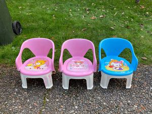 Kids Chairs for Sale in Renton, WA