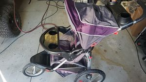 Baby trend jogging stroller for Sale in Beaumont, CA