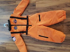 Space Team astronaut Halloween costume, kids size 5/6 for Sale in Denver, CO
