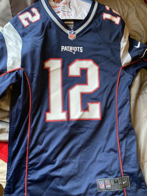 Jersey patriots for Sale in Huntington Park, CA