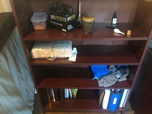 Desk and book shelf for Sale in Arnold, MD
