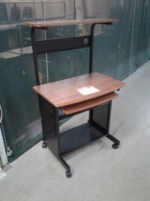 NEW, space saver computer desk w/bottom storage shelf. for Sale in Miramar, FL