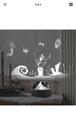 The Nightmare Before Christmas Shadow Light for Sale in Coronado, CA