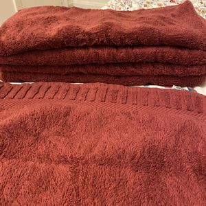 5 Pieces 100% Cotton Turkish Hand Towels ( 16 x 30 inches ) for Sale in Fairfax, VA