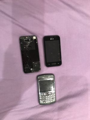 iPhone, LG cell phone, T-Mobile BlackBerry for Sale for sale  New York, NY