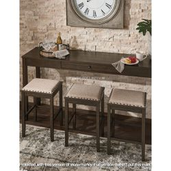 DINING SET FOR MULTI-PURPOSE LIVING SPACE.(INCLUDIND USB PORTS) for Sale in Chino,  CA