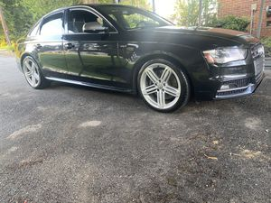2014 Audi s4 LAST WEEK BEFORE I TRADE IT IN for Sale in Archdale, NC