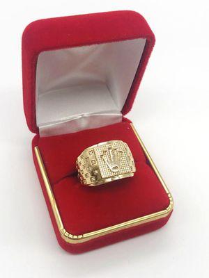 Anillo de hombre!! Oro 14k ‼️ tenemos financiamiento disponible, ❗️No verificamos crédito**‼️ for Sale in Miami, FL