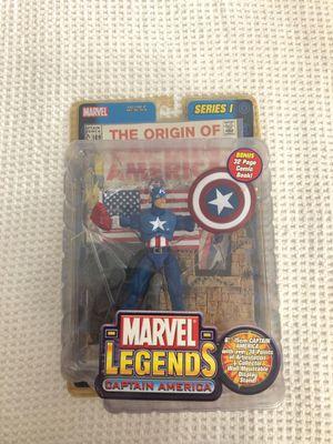 NEW!! Captain America action figure for Sale in Brea, CA
