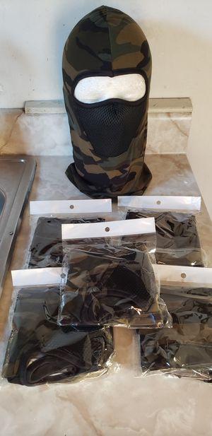 Ski masks 6 for $20!! for Sale in Los Angeles, CA
