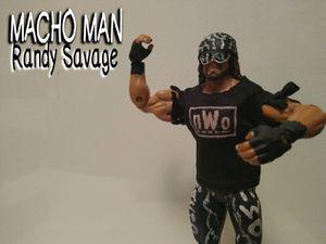 WWE Mattel Basic Macho Man Randy Savage for Sale in Houston, TX