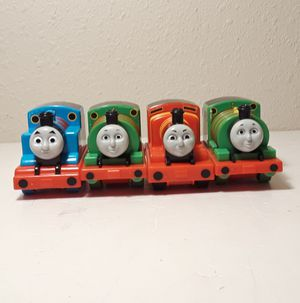 Thomas the Train & Friends pull back and go trains for Sale in Garden Grove, CA