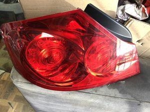 2007-2013 Infiniti G35 Tail Light LH for Sale in Laredo, TX