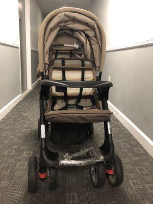 Twin baby double stroller for Sale in Alexandria, VA