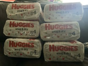 Huggies dippers for Sale in Port Charlotte, FL