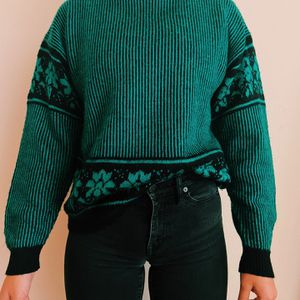 Vintage Wool Sweater for Sale in Seattle, WA