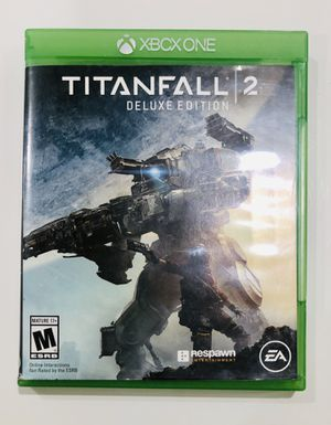 Titanfall 2 Deluxe Edition Xbox One for Sale in East Los Angeles, CA