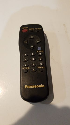 PANASONIC TV REMOTE CONTROL for Sale in Downey, CA