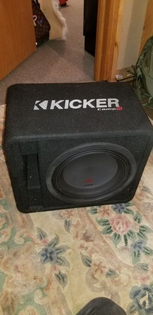 Subwoofer for Sale in Orland Park, IL
