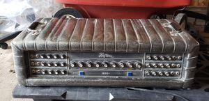 Vintage DJ equipment kustom 300 amp stereo equipment vintage for Sale in Tinley Park, IL