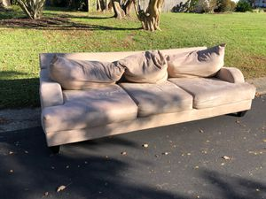 FREE sofa - pick up today for Sale in Virginia Beach, VA