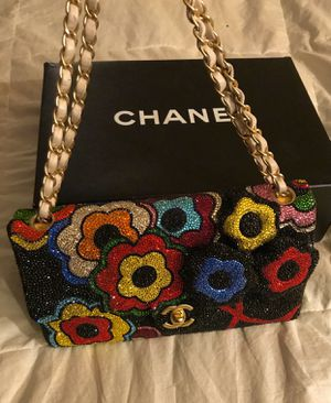 Authentic Chanel Swarovski Crystal Bag for Sale in New York, NY
