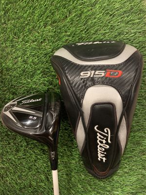 Titleist 915D3 Driver RH for Sale in Gilbert, AZ