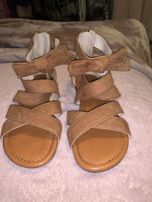 Girls sandals for Sale in Fresno, CA