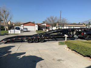 2017 Kaufman Ez4 trailer for Sale in Rancho Cucamonga, CA