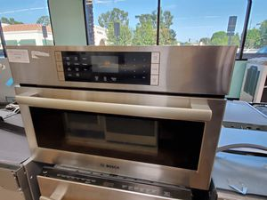 Built in Microwave Bosch 30 inch wide for Sale in Glendora, CA