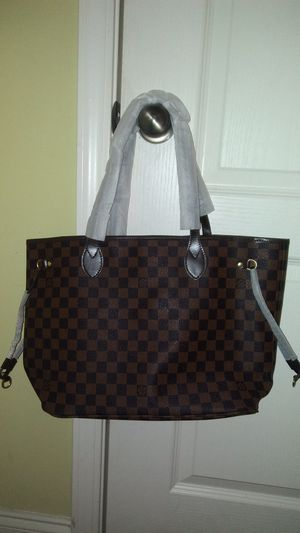 Louis Vuitton Damier never full Bag for Sale in Loganville, GA