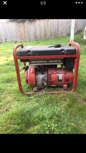 3500 watt Generator for Sale in Kirkland, WA