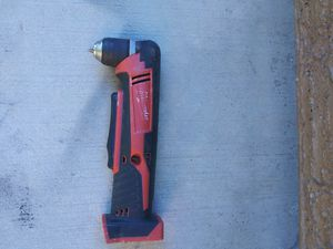 Milwaukee right drill for Sale in North Las Vegas, NV