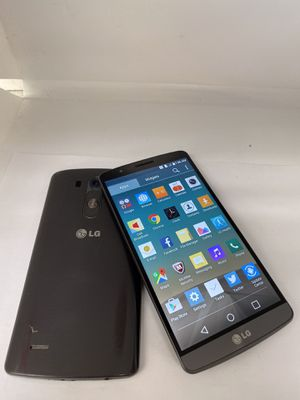 Unlocked LG G3 for Sale in Chicago, IL