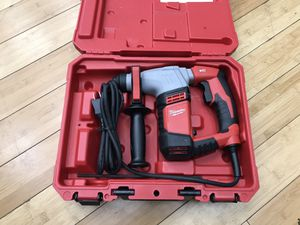"""Milwaukee 5263-21 SDS Plus Rotary Hammer Drill 5/8"""" for Sale in Ashland, MA"""