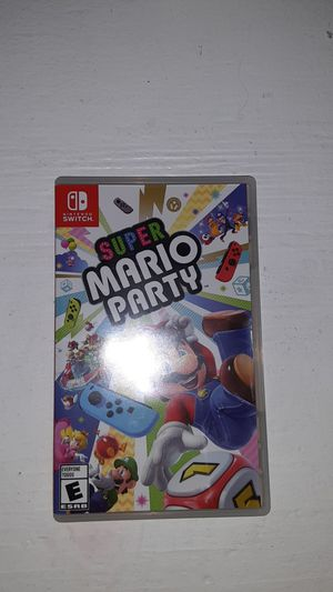 Super Mario Party for Sale in NO POTOMAC, MD
