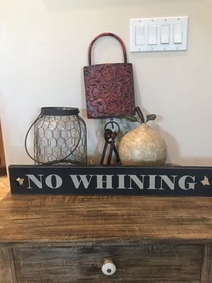 Rustic Home Decor Bundle Cheap!!! $20 for all for Sale in Sun City, AZ